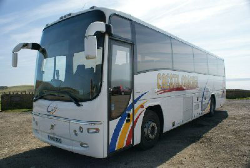 Volvo 49 Seater Coach